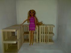 Ein Haus für Barbie: Ikea für Barbies Haus