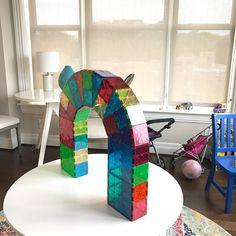 Magna Tiles Rainbow Arch School Fun Pre K To My