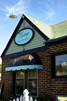 Cute little vintage shop in Huntsville, AL