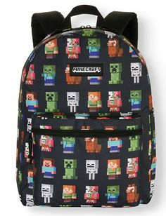 Looking for Minecraft Kids Characters 16 Backpack ? Check out our picks for the Minecraft Kids Characters 16 Backpack from the popular stores - all in one. Big Backpacks For School, Kids Backpacks, Minecraft Backpack, Marvel Backpack, Minecraft Characters, Backpack Online, Pencil Bags, Computer Bags, Printed Bags