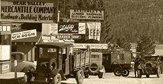 Tales of Big Bear Lake CA - Big Bear - Pine Knot Blvd.