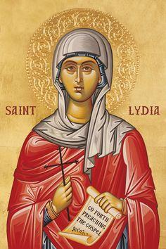 St. Lydia