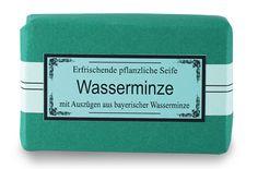Apomanum Seife Wasserminze http://beauty-and-style-hamburg.de/