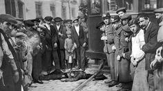 1913. Una ciudad llena de sucesos. Decapitación en Serrano