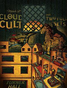 Cloud Cult - Tyler Hahn - 2014 ----