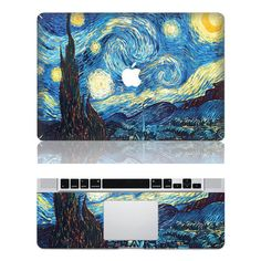 Dusk Sky -- Macbook Protective Decals Stickers Mac Cover Skins Vinyl Case for Apple Laptop Macbook Pro/Macbook Air/iPad Macbook Air Decals, Mac Decals, Macbook Stickers, Apple Laptop Macbook, Macbook Skin, Mac Laptop, Macbook 13, Coque Macbook, Macbook Pro Accessories