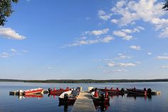 Lloyd Lake Lodge, northern Saskatchewan