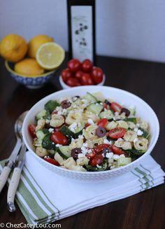 Salad asian orzo