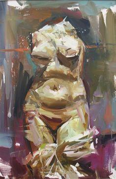 Torso - Paul Wright, 2017. Art Inspo, Inspiration Art, Figure Painting, Figure Drawing, Painting & Drawing, Anatomy Art, Cool Paintings, Paul Wright, Life Drawing