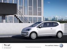 Cars & Life VW UP #vw #cars