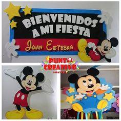 El adorable Mickey mouse ideal para la fiesta de tu pequeño.#micky #mickymouse #icopor #floridablanca #bucaramanga