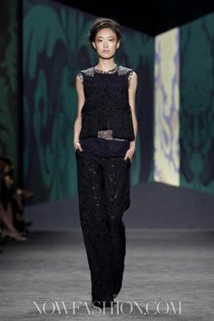 Vera Wang Ready To Wear Spring Summer 2013 New York