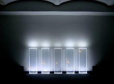 Quintetto, una instalación musical de Quiet Ensemble.