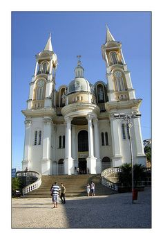 Catedral de São Sebastião, Ilhéus, Brazil