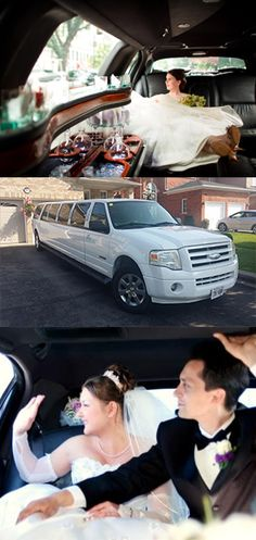#Wedding #limo service #Toronto