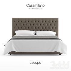 Кровать Casamilano Jacopo