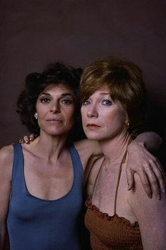 Anne Bancroft and Shirley MacLaine