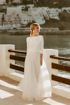 Wedding Flower Girl Dresses, Wedding Dresses 2014, Boho Wedding Dress, One Shoulder Wedding Dress, Minimal Wedding Dress, Minimalist Wedding Dresses, Casual Wedding, Wedding Anniversary Pictures, W Dresses