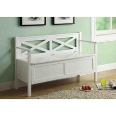 18 Best Wood Storage Bench Images Entryway Bench Storage Hall