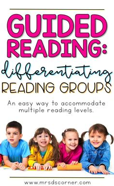 Guided Reading is a