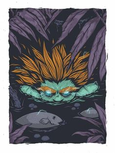 Street Fighter - Blanka, The Apex Predator by Jorge Tirado Blanka Street Fighter, World Of Warriors, Apex Predator, Female Fighter, Digital Painting Tutorials, Thundercats, Illustrator Tutorials, Paint Designs, Beast