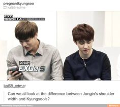 all i can think about is how well kyungsoo would fit in his arms<3^_^