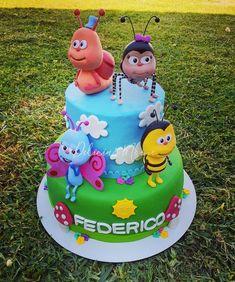 Ideas Para Fiestas, Happy B Day, 2nd Baby, Baby Shark, Party Cakes, Cake Smash, Birthday Cake, Christmas Ornaments, Holiday Decor