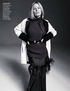 Vogue Thailand December 2014 | Georgia May Jagger by Marcin Tyszka