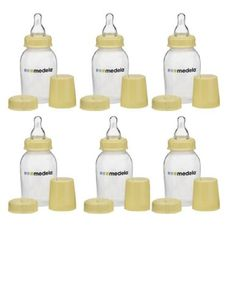 Medela Breastmilk Feeding Storage  Collection Bottle 5 oz150 ml BPADEHP Free  Set of 6 >>> Visit the image link more details. Note:It is affiliate link to Amazon. #throwbackthursday