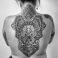 Done by Alvaro Flores, tattoo studio Korpus Tattoo Studio (Melbourne), Australia TattooStage.com - Rate & review your tattoo artist. #tattoo #tattoos #ink