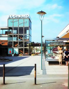 The Locarno. Oh dear, the memories. This must have been in the as no sign of Hillman House here Coventry City, Photographs And Memories, Dance Hall, Concrete Jungle, British History, Marina Bay Sands, Childhood Memories, Medieval, Places