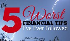 Following bad financial advice can set you back a decade or more and take a bite out of your ability to build wealth.