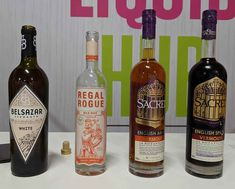 "The 2019 Restaurant Show really was an incredible event. In particular, this session about vermouth, which was run by wine writer and drinks expert, Ewan Lacey. He began by selling us (as if we needed it) the various benefits of vermouth. ""It's incredibly versatile,"" he tells us, ""it's good in cocktails, it's good for both pre-dinner and pre-lunch drinks…use it as an appetite sharpener."" He didn't need to convince me!"