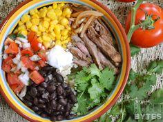 Southwest Steak Bowls - Budget Bytes