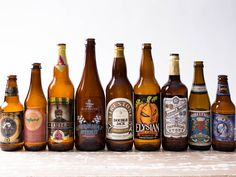 As the weather chills, and what you eat becomes more indulgent, so can what you drink. These beers can bring out harmonies in food flavors, tame spice, cut through richness, and cleanse your palate, all matching the intensity of anything on your plate.