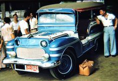 1956 Zambales Jeepney #Philippines #Pilipinas #Pinas #Pinoy #vintage #PUV #Asia #Asiaan #VintagePhilippines #commute #publictransport jeepney #jeep Philippines Culture, Manila Philippines, Interesting Photos, Cool Photos, Olongapo, Jose Rizal, Cultural Dance, Jeepney, Filipino Culture