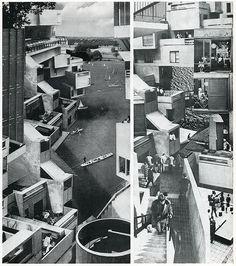 Ivor De Wolfe and Kenneth Browne. Civilia. Architectural Press London 1971: 87 | RNDRD