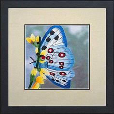 Cross Paintings, Embroidery Art, Print Poster, Needlework, Cross Stitch, Wall Decor, Butterfly, Tapestry, Oil