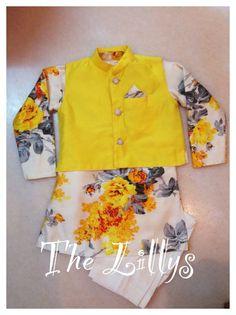 Baby Boy Ethnic Wear, Kids Ethnic Wear, Mom And Son Outfits, Baby Boy Outfits, Kids Outfits, Baby Boy Fashion, Kids Fashion, Kids Kurta, Kids Wear Boys