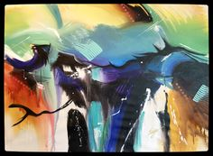 Modern Abstract by Clint Eagar