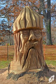 3 | Druid Hill Park Tree Carvings | Baltimore RecNParks | Flickr