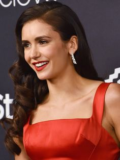 If there's one haircut that's always trending, it's the lob. It seems like everyone, such as Ciara and Lucy Hale, has worn the look (and admittedly, even myself). It's just so easy, laid-back, and always chic. Nina Dobrev is the latest celeb to get in on the style as she traded in her long, flowing hair for the much shorter do.
