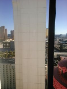 Finally got to the hotel, the view is awesome!