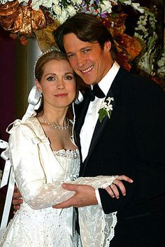 Jack and Jennifer's wedding on Days of our Lives #dool