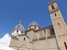 Old Altea - charming step back in time
