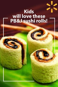 Making these cute PB&J sushi rolls is half the fun! Kids will love this crafty snack, especially if they get to help make it themselves. Find all the ingredients for tasty afternoon treats at the perfect price at Walmart.com.