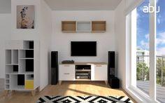 furnitures in Skorosze, scandinavian design