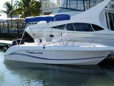 Proline boat 19' 2005