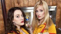 2 Broke Girls' Kat Dennings & Beth Behrs
