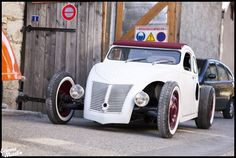 SNAIL :: View topic - 2cv hot rod